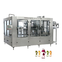 Good Quality full automatic carbonated soft / soda beverage drink filling machine/production line with low price
