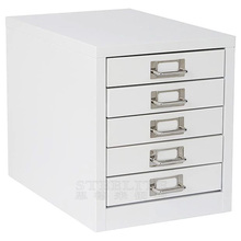 Multi Drawer Steel Filing Cabinet 5 Drawer Desktop Cabinet Storage Cabinets with Drawers