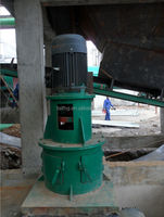Chemical industry smashing machine vertical grinder for fertilizer