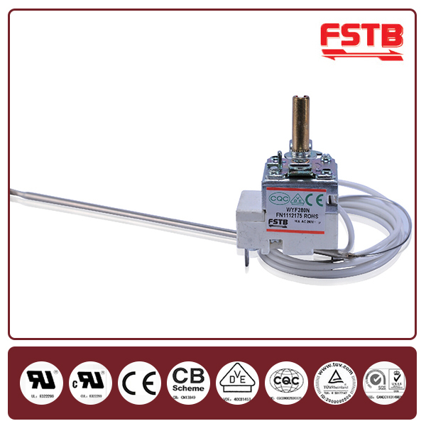 FSTB Reliable thermal protector WYG WQB electric water heater capillary thermostat