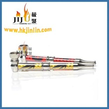 JL-346 Yiwu jiju Smoking Pipes Mini Vapor E Pipe,Pipe Smoke,Hammer E-pipe