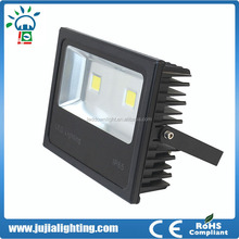HOT sell waterproof IP65 100w led flood light die cast aluminum housing