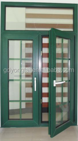 Pvc upvc grill designs windows casement window iron window grill design buy yatai factory upvc for Casement window design plans