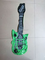 pvc inflatable Rock guitar inflatable guitar