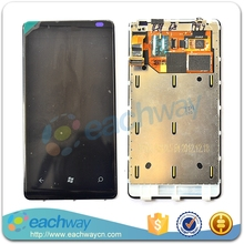 Original LCD With Frame For Nokia Lumia 800 LCD Display Touch Screen Assembly With Frame