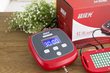 Dropshipping elderly care products medical equipment LED red light therapeutic laser pain relief machine for home use