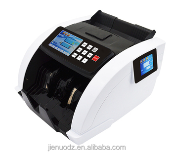 double TFT screen display bank use money value counter