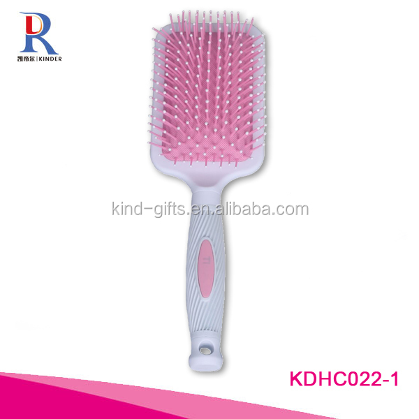Good quality rhinestone detangle hair brushes