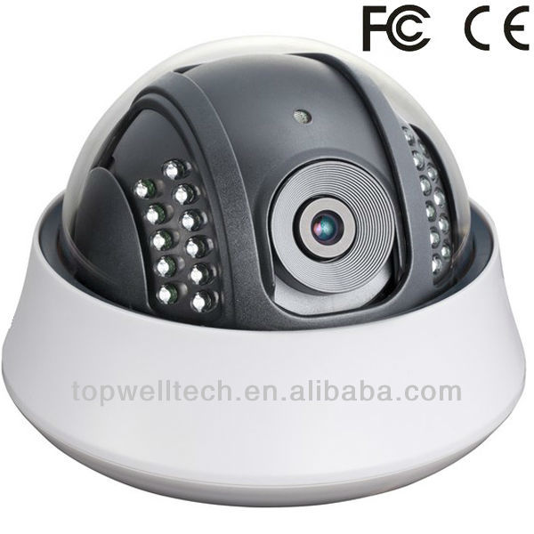 Wireless IP Camera Motion detect Remote View Wireless Wifi Indoor Home Security Dome Network IP Camera Night Vision 15m