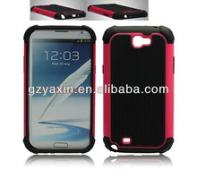 Factory price hybrid case for n7100,case for samsung,keyboard case for samsung galaxy note 2