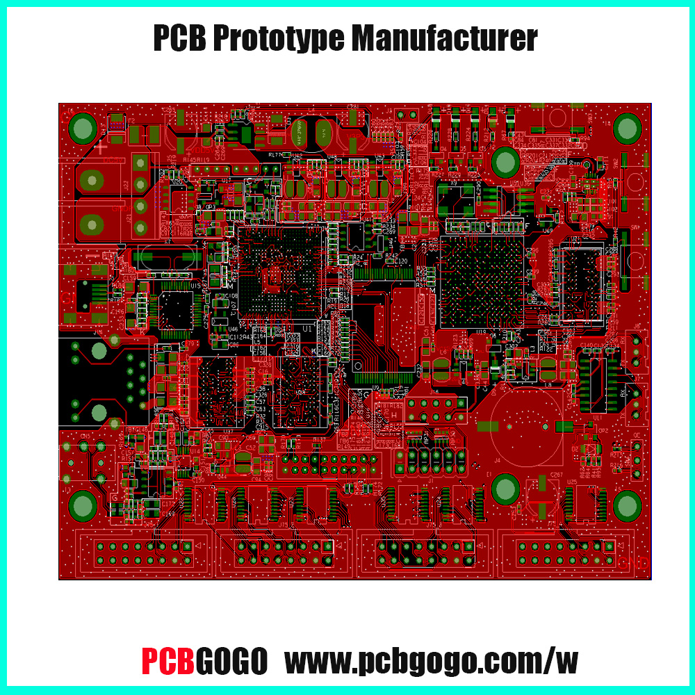 PCBGOGO PCB Design, PCB Layout and PCB Prototype manufacturer/f
