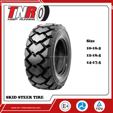 SKS 12-16.5 for USA market skid steer tire
