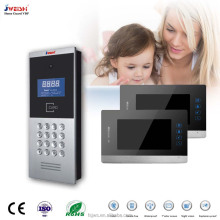 CATe5 Multi apartment video door phone doorbell