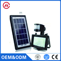 New Solar Power 10w Outdoor Led Flood Light