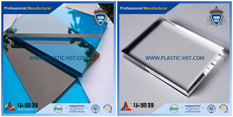 Affordable good price 2-200 mm Acrylic Sheet
