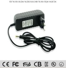 18V 1A Wallmount power supply 9V 2A ac adapter with CE BS SAA UL CCC PSE KC