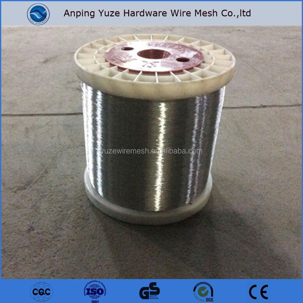 alibaba suppliers High quality 430 redrawing and annealed stainless steel wire