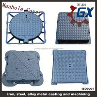 manhole cover specification,square sewer drain covers
