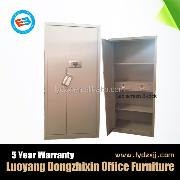 steel assembled office furniture electric file cabinet e-lock cupboard