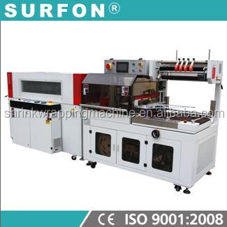 Heat Shrink Packing Machine for Interior Doors
