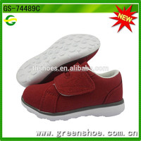 Wholesale Super Cute Girls High Quality Red Shoes Kids Girls