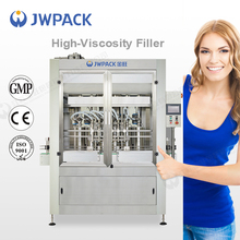 JWPACK CCG5000-8D Automatic 1-5L liquid filling machine