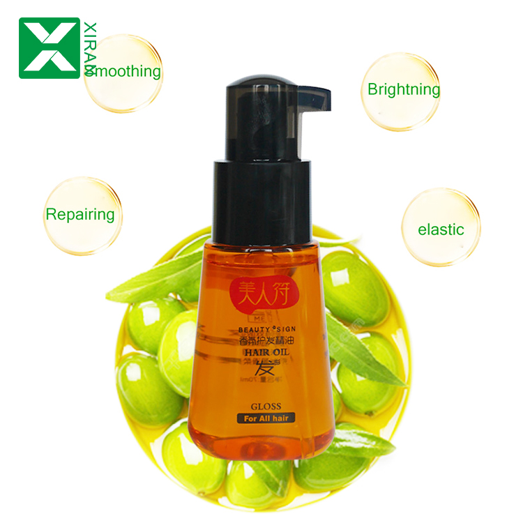 Hair care products shining olive essence nourishing hair care cosmetic natural pure hair treatment oil