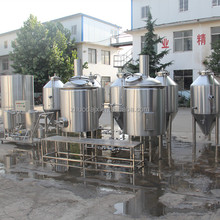 brewing beer raw material