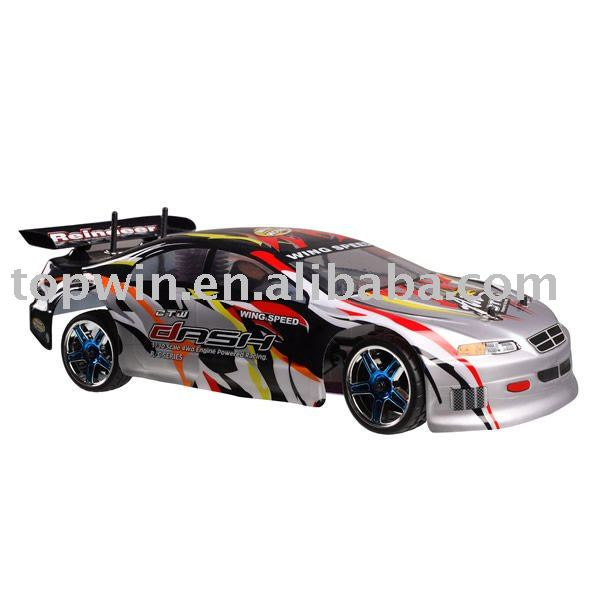 1:10 Scale mini rc car Hobby Powered On-Road Racing Car
