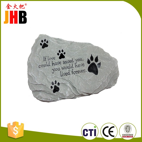 Personalized Small Animal Dog Tombstone For Sale