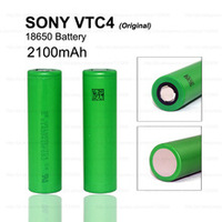 30A 18650 battery us18650vtc4 2100mah 18650 vtc4 us18650vt