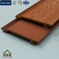 osk high quality wood plastic composite waterproof wpc WALL CLADDING