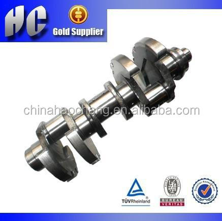 Used for Mercedes Benz billet crankshaft OM421