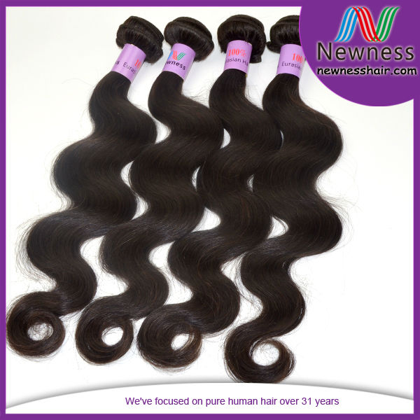 High quality 6A grade factory direct sale unprocessed 100% wholesale euro asian hair