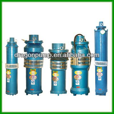 cast iron submersible water pompa for hole
