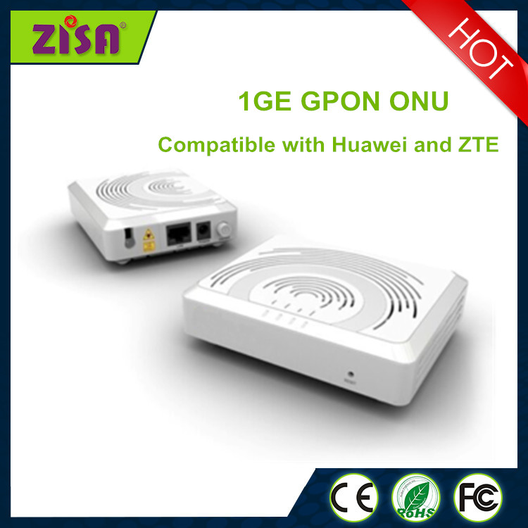 Fully compatibility with OLT based on Broadcom/Broadlight Gpon ONU