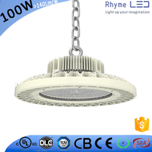 White housing new design daylight microwave functions 100W led high bay light