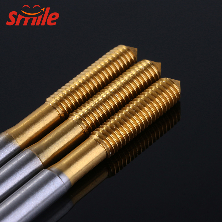 Factory Directly Titanium Coating Forming Taps Sold On Alibaba