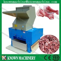 High output 500kg/h Stainless steel chicken/fish bone grinder machine,bone crusher