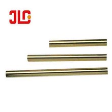 C27000 ShaoXing JLCopper Cu63Zn37 instrument upholster smooth cutting CUSTOM MADE BRASS PIPE