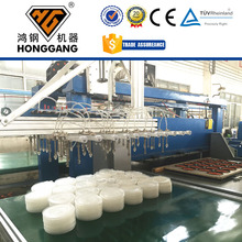 automatic mould PVC medicine plastic blister tray punch cutting machine