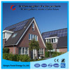 Factory supplier energy saving 150W solar panel for complete solar panel system home 5kw