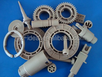 PEEK Plastic Molding Injection Parts/ PEEK Injection Molded Parts
