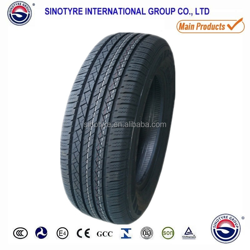 2015 new products 195/70r13 car tires made in china