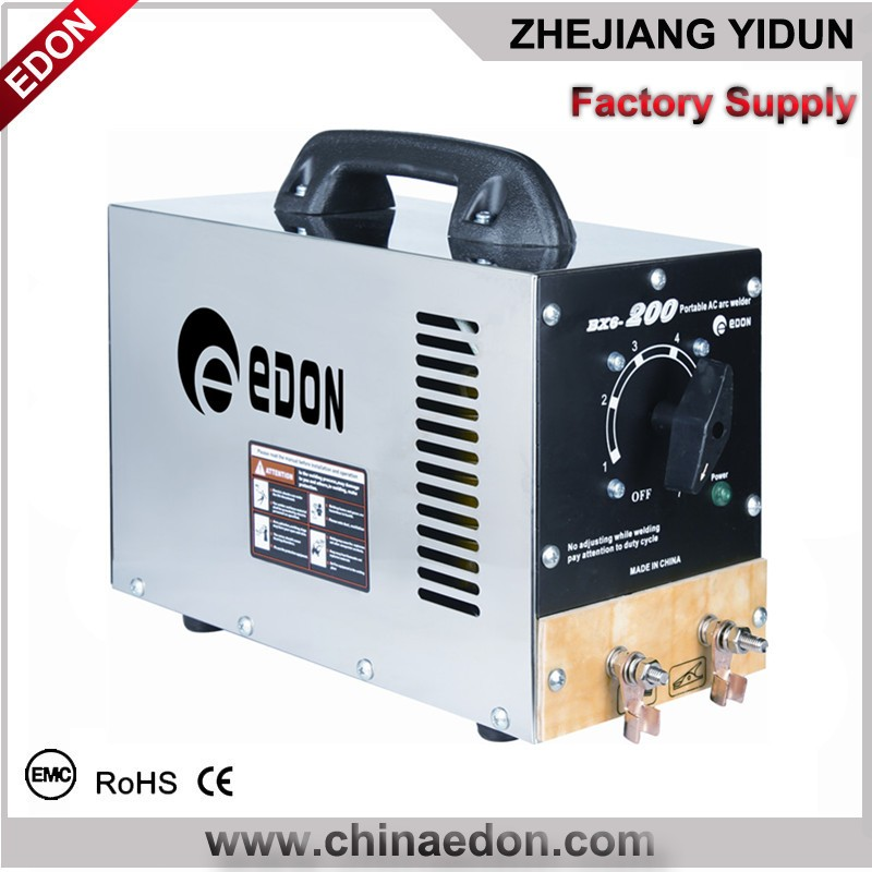 TRANSFORMER MMA STAINLESS STEEL BX6 WELDING MACHINE