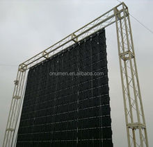 2014 new invention P6 screen outdoor