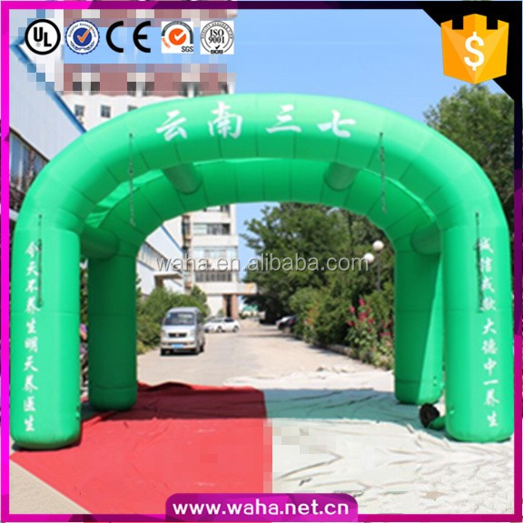Winter Outdoor party tents for event,big inflatable frame tent