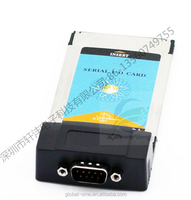 PCMCIA CARD PCMCIA to RS232 Serial card CARDBUS Adapter converter