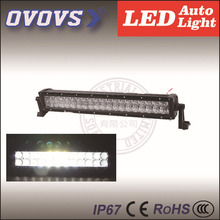 OVOVS aurora 21.5inch 120w 4d led light bar mount led work light 12v for rzr,truck