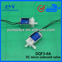 12V DC micro 3 way gas valve